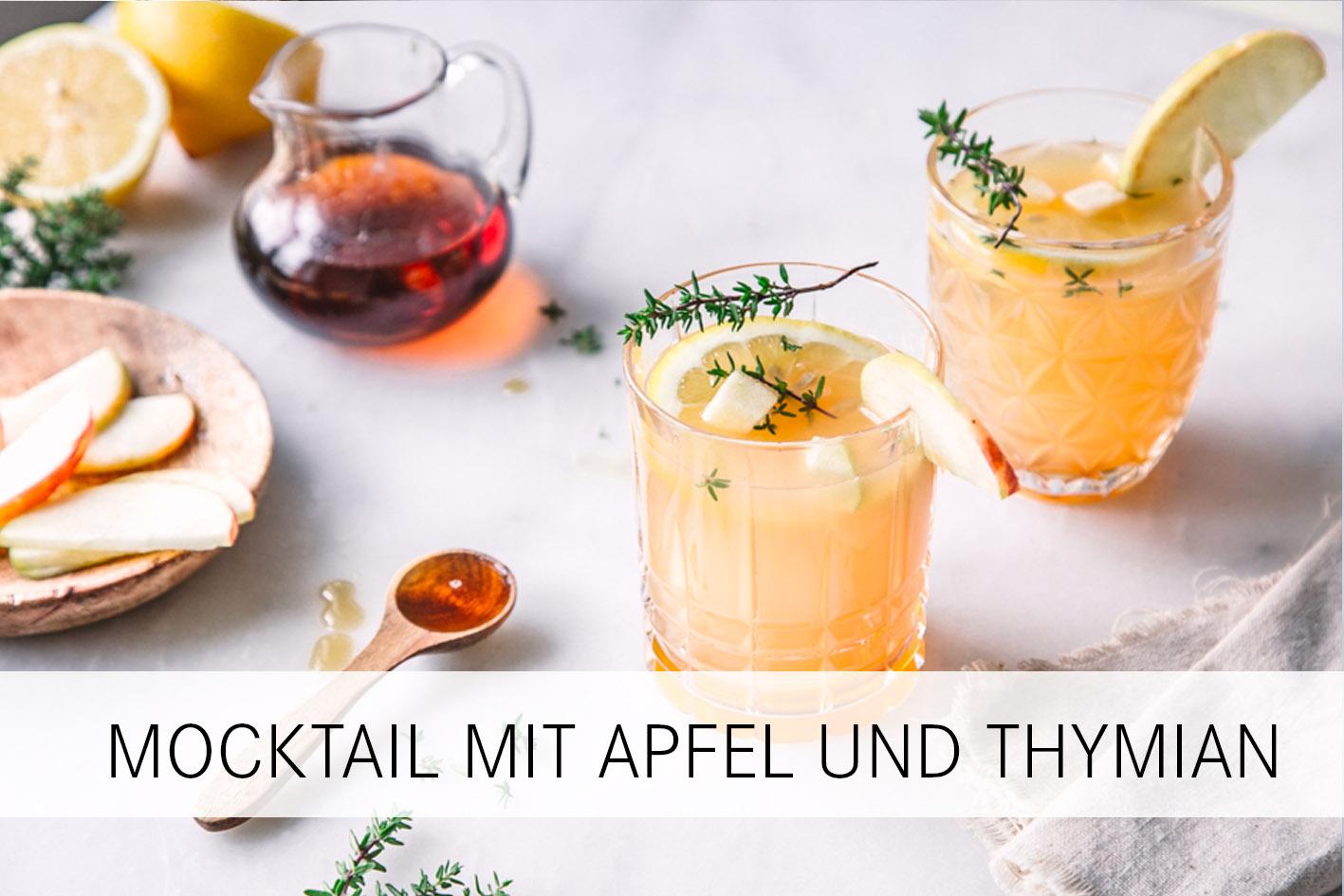 Alkoholfreier Cocktail