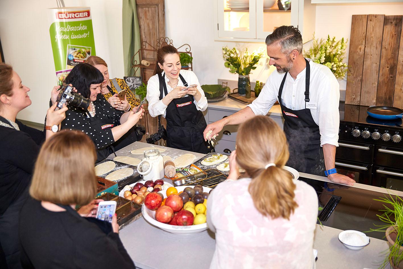 Maultaschen Event bei Lecker in Hamburg