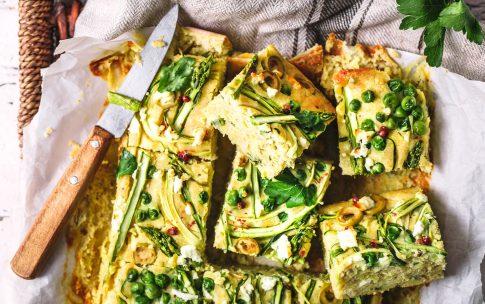 Lasst uns gemeinsam Picknicken und Gemüsekuchen essen!