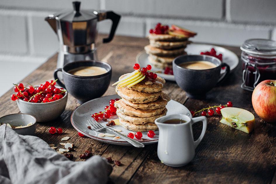 Bircher Pancakes
