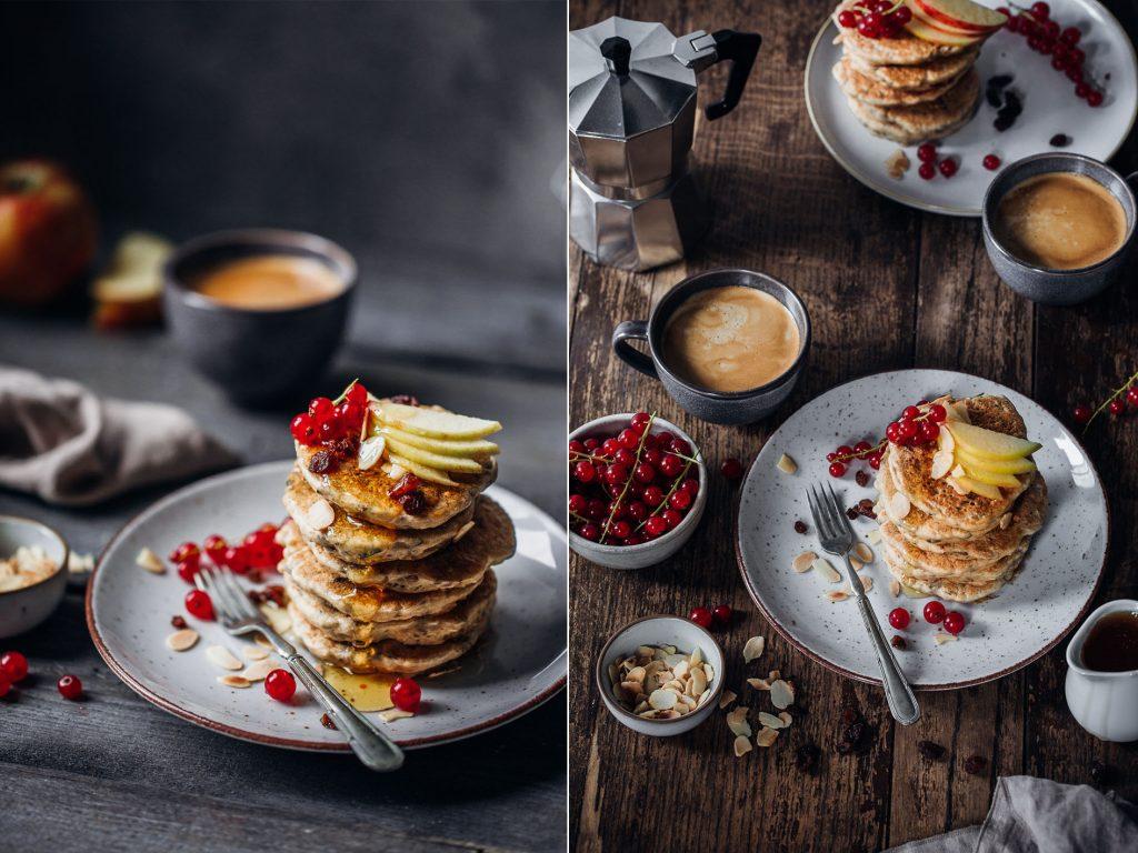 Bircher Müsli Pancakes