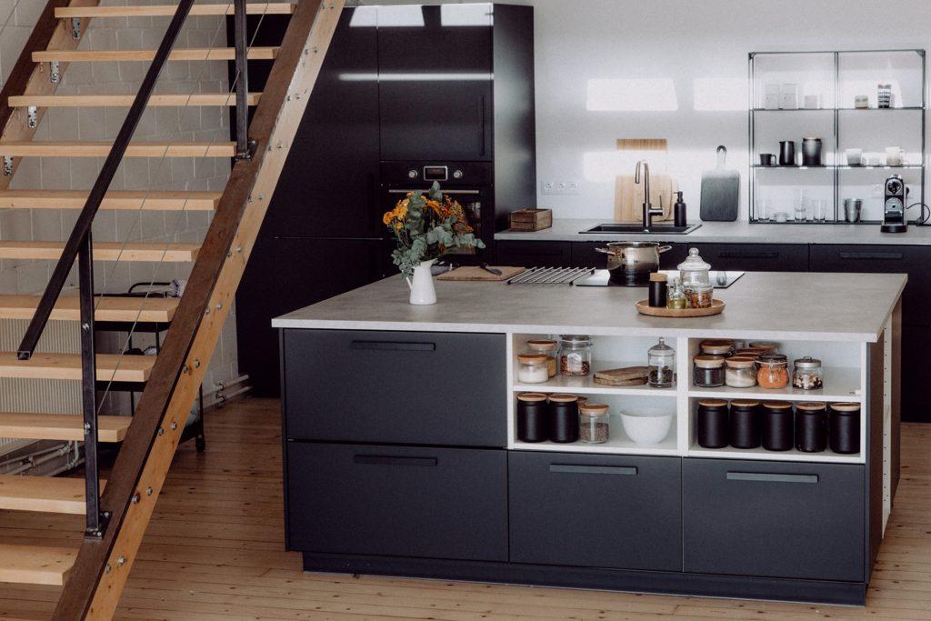 Ikea Kuche Mit Freistehendem Kuchenblock Foodlovin