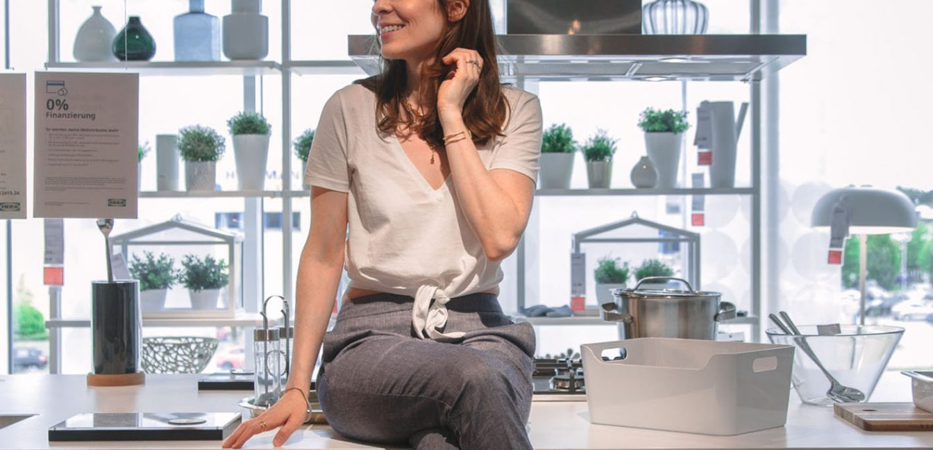 Küchenkauf bei IKEA – Die Küche in meinem Studio-Loft