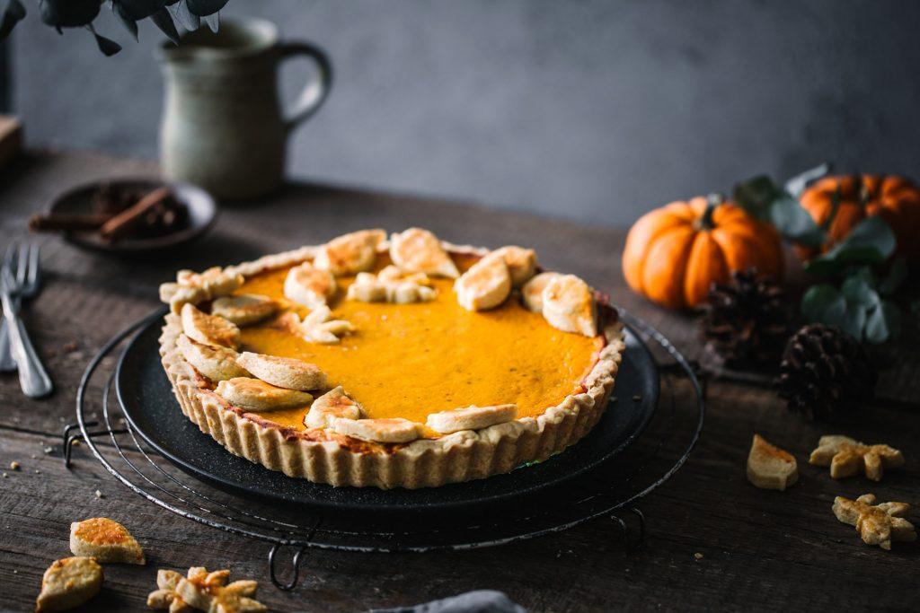 Rezept für Pumpkin Pie