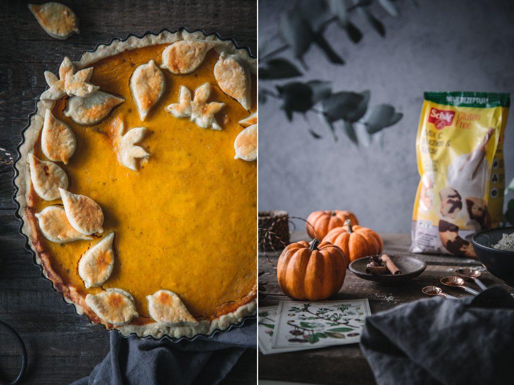 Pumpkin Pie glutenfrei