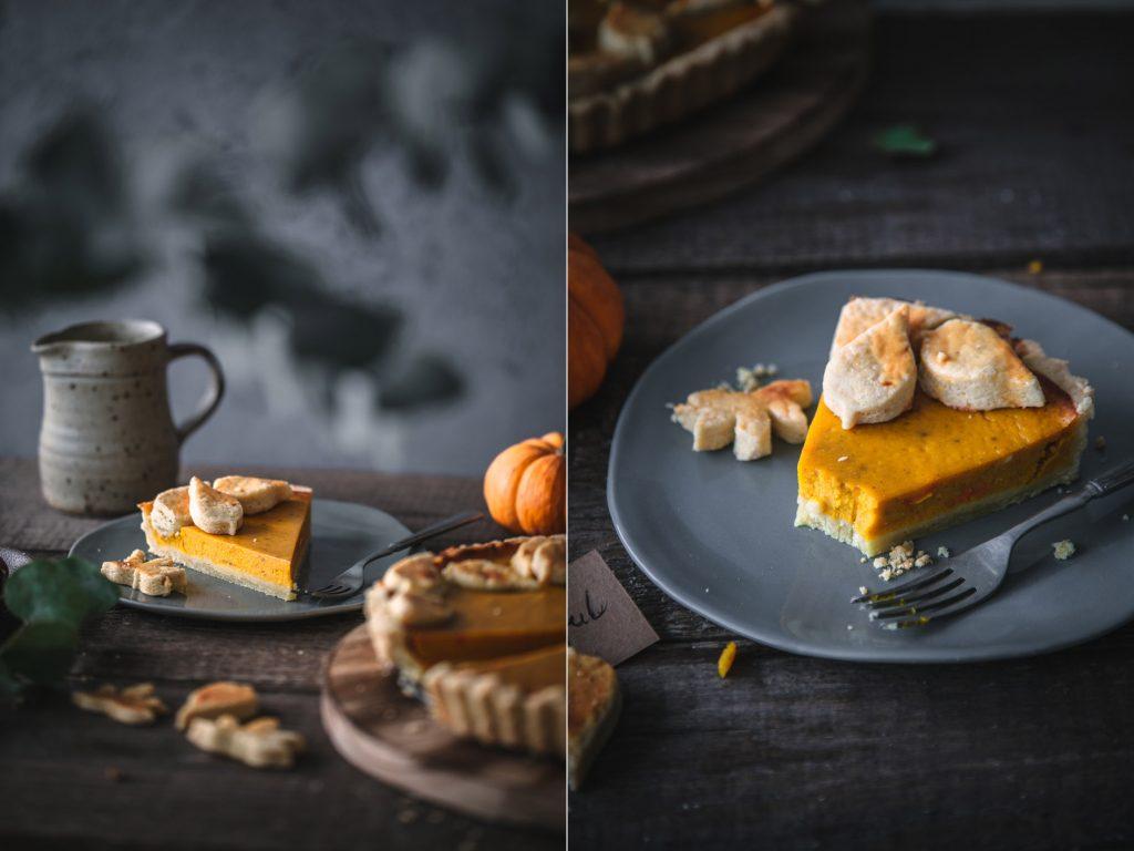 Rezept für köstlichen Pumpkin Pie