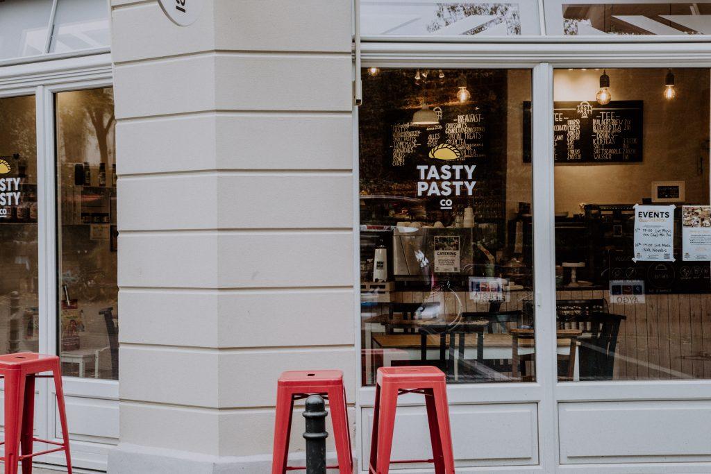 The Tasty Pasty