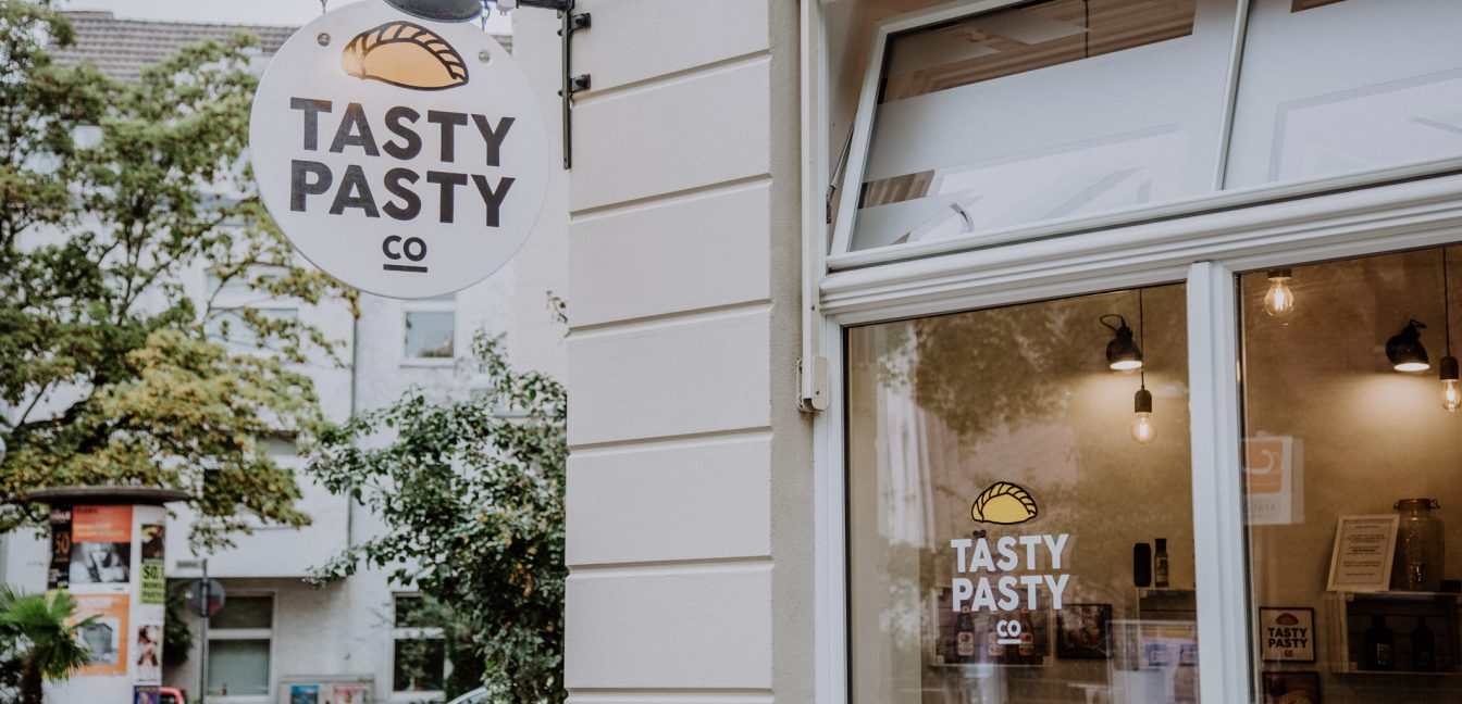 Very British – mit Travelzoo bei The Tasty Pasty Company in Köln