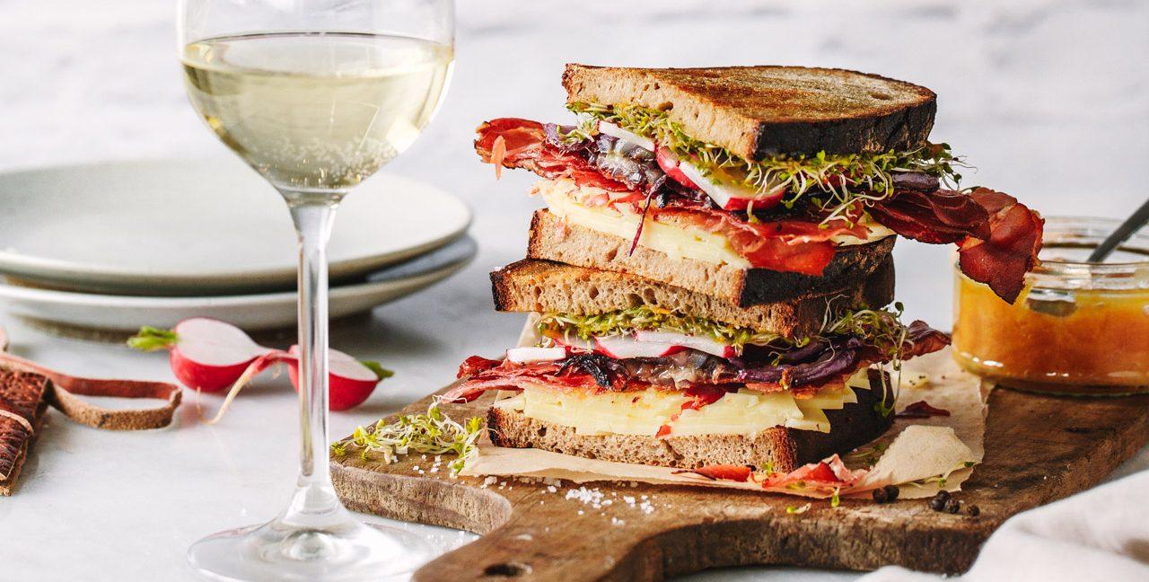 Südtiroler Sandwich