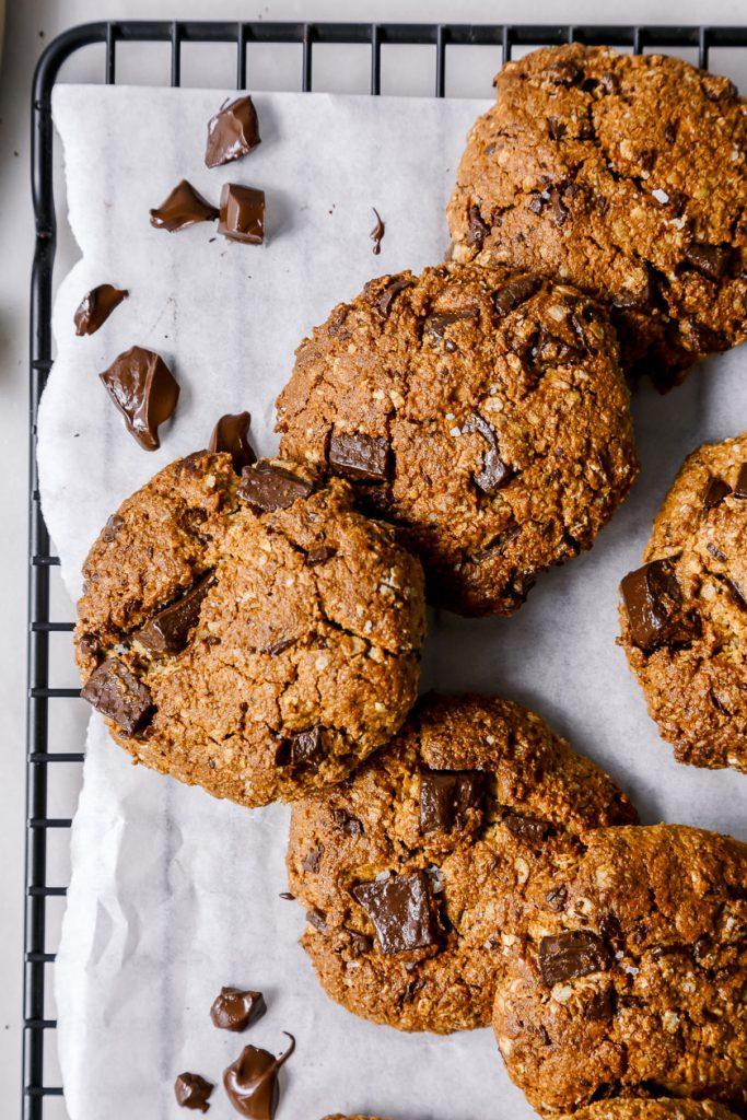 Die perfekten Chocolate Chip Cookies