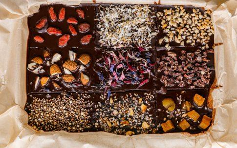 Schokolade selbst machen – gesünder!