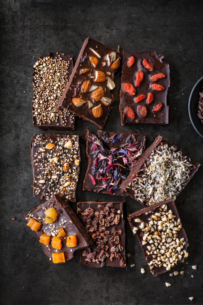 Schokolade einfach selbst machen
