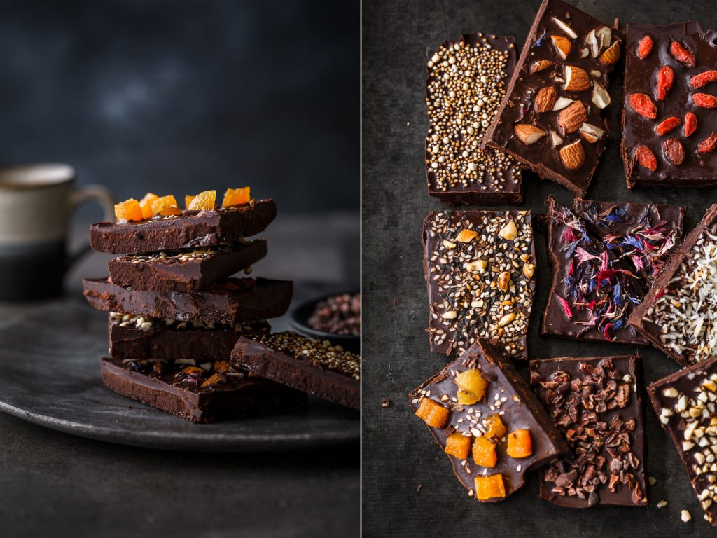 Gesunde Schokolade selbst machen