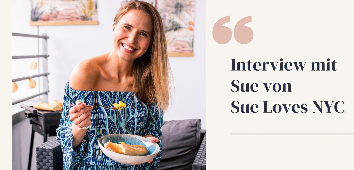 Interview mit Sue von Sue Loves NYC