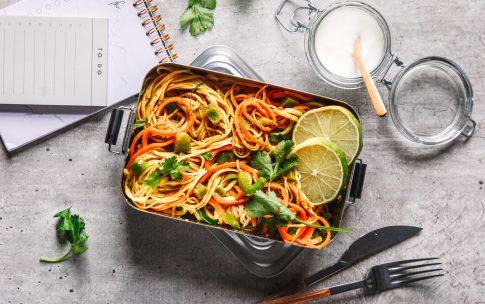 5 einfache Meal Prep Rezepte