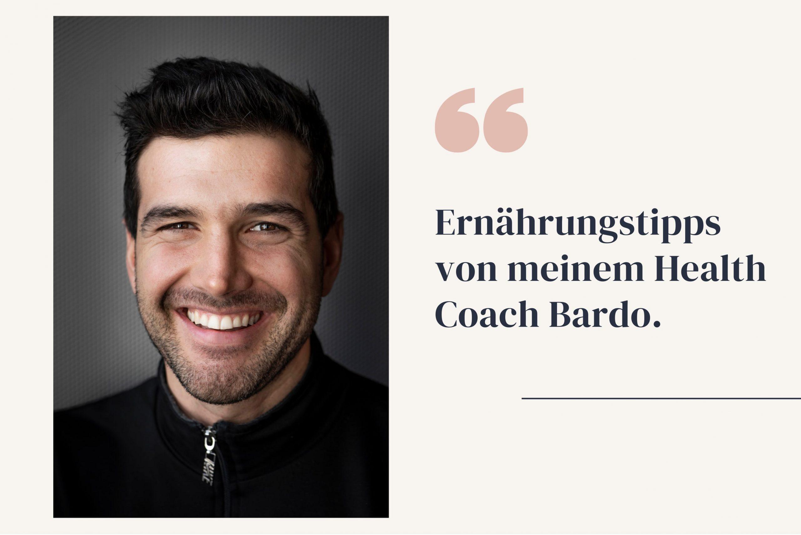 Tipps vom Health Coach