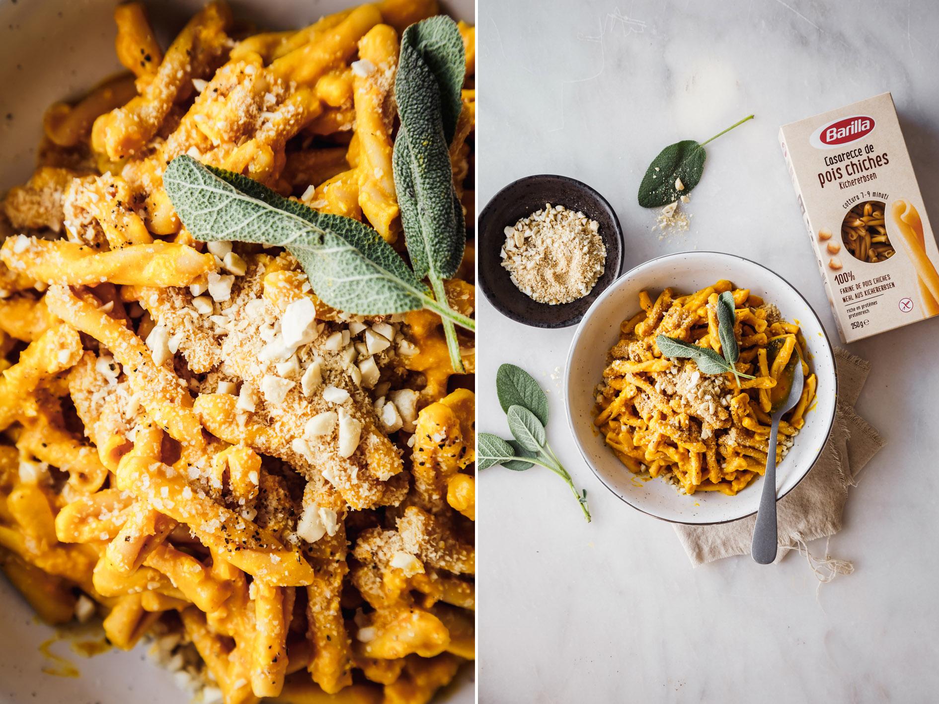 Vegane Mac'n'Cheese Pasta