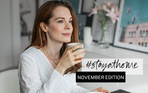 #stayathome – November Edition