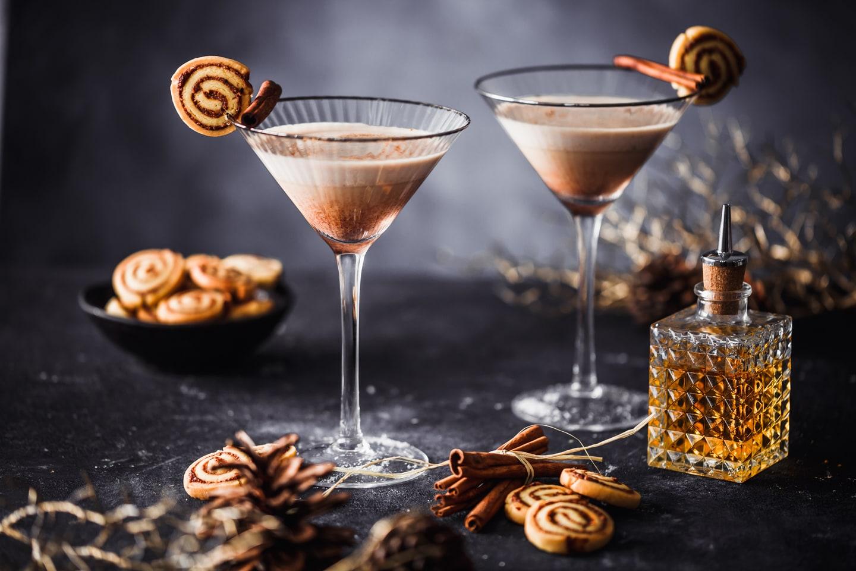 Zimtschnecken Martini