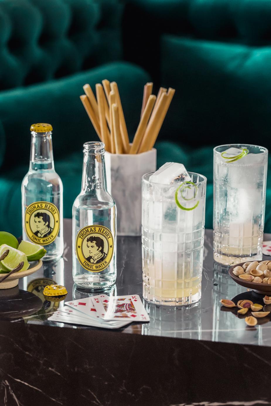 Gin Tonic Alkoholfrei