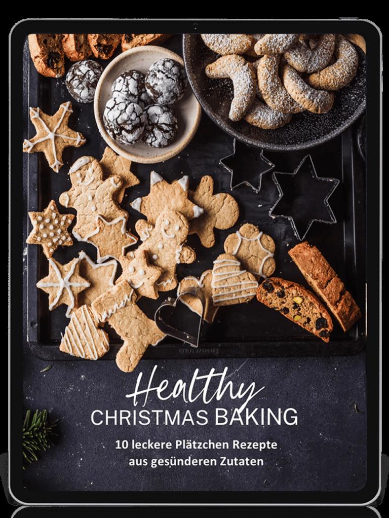 Healthy Christmas Baking E-Book