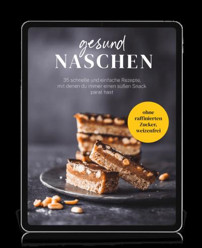 Cover Gesund Naschen E-Book