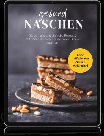 Cover Gesund Naschen