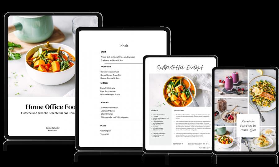 Home Office Food Ebook